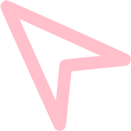 Pink cursor png. Icon free icons