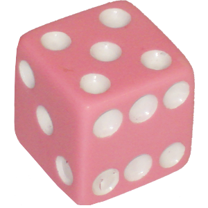 Pink dice png. Oops another one sorry