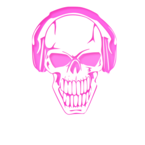 Hot by musique inktale. Pink drawing skull clip freeuse library