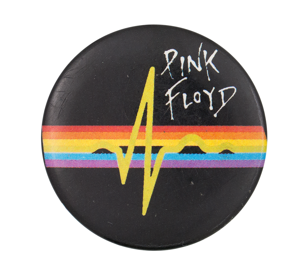 Pink floyd dark side of the moon png. Busy beaver button museum