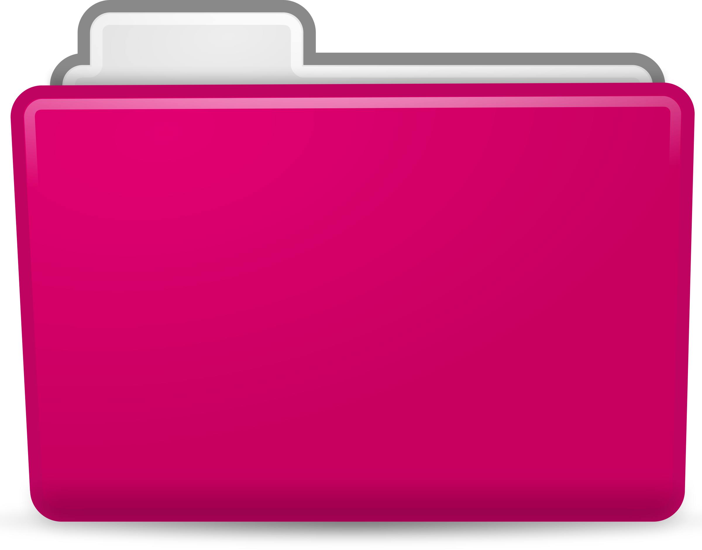 Pink folder png. Icon icons free and