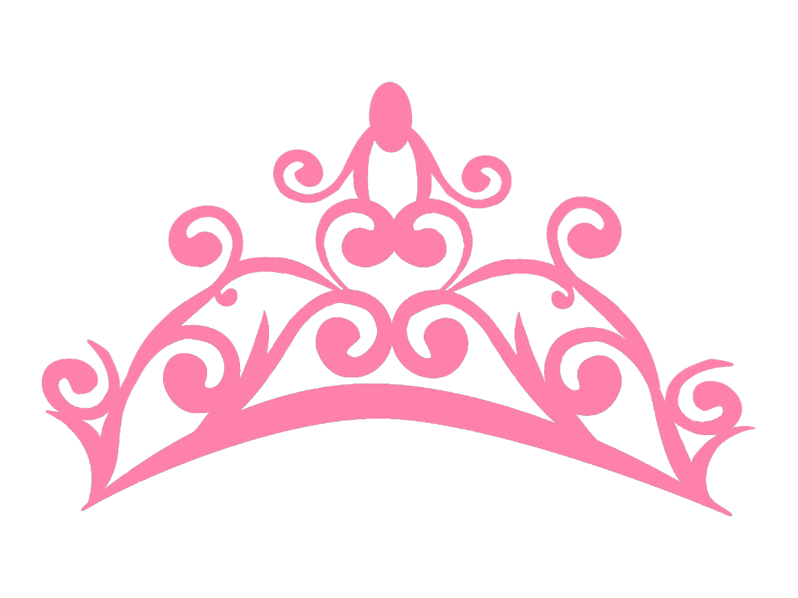 Pink drawing crown. Who i am pinterest