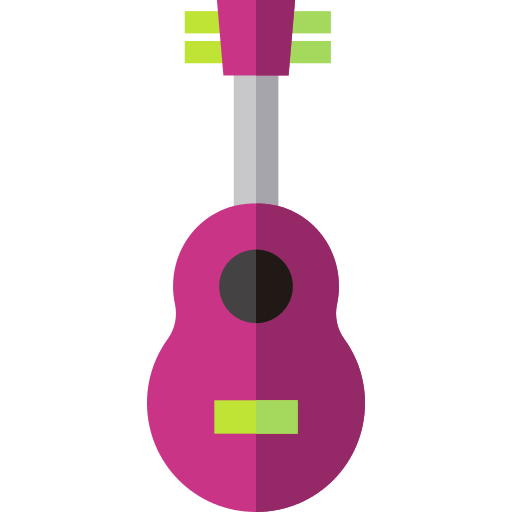 Pink guitar png. Icon repo free icons