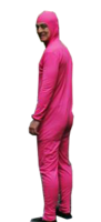 Pink guy png. There s only one