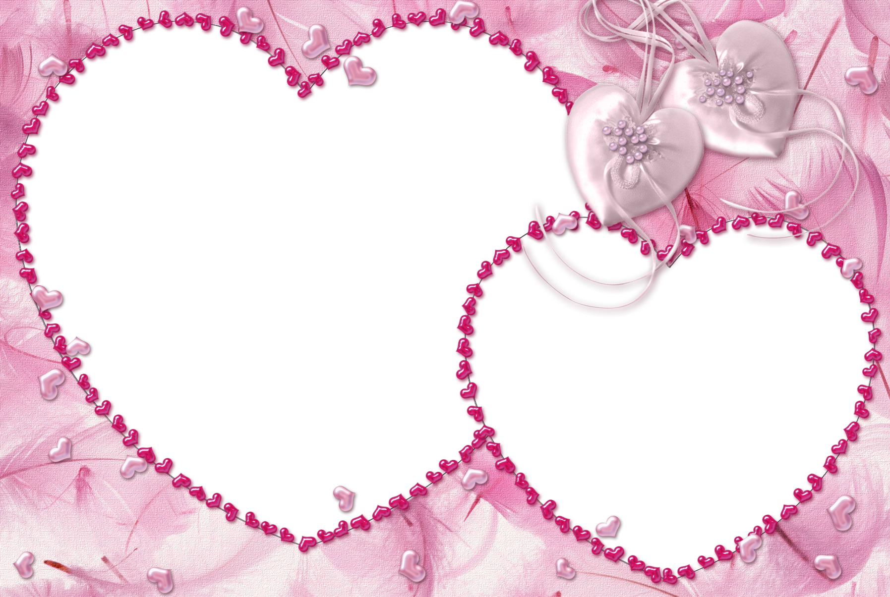 Pink heart frame png. Transparent gallery yopriceville high