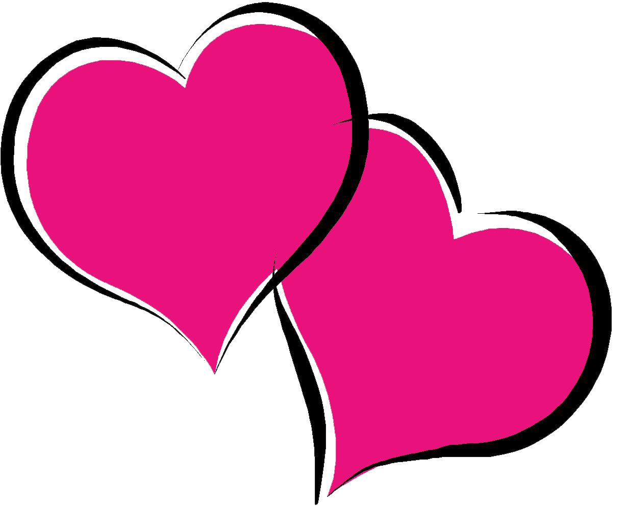 Pink heart png. Hot pic