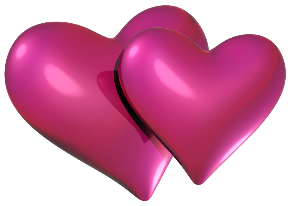 Pink heart png. Valentine hearts clipart gallery