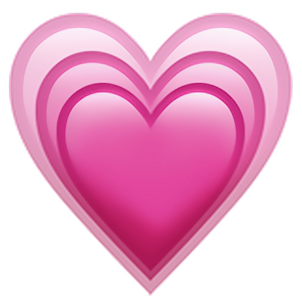 Pink hearts emoji png. Face with tears of