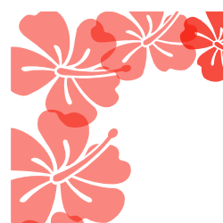 Pink Hibiscus Border Png Picture 1827446 Pink Hibiscus Border Png