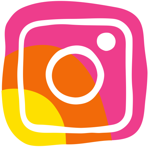 Social media logo png. Instagram icon page svg