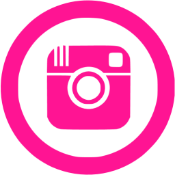 Pink instagram icon png. Deep free social icons