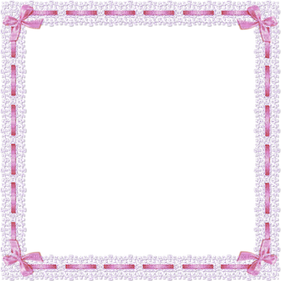 White lace frame png. Soave vintage pink