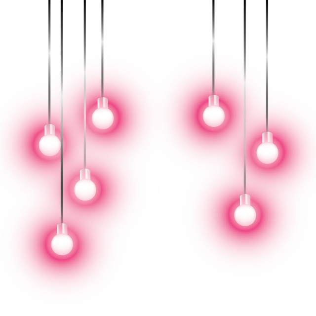 Pink light png. Lights illustration grunge and
