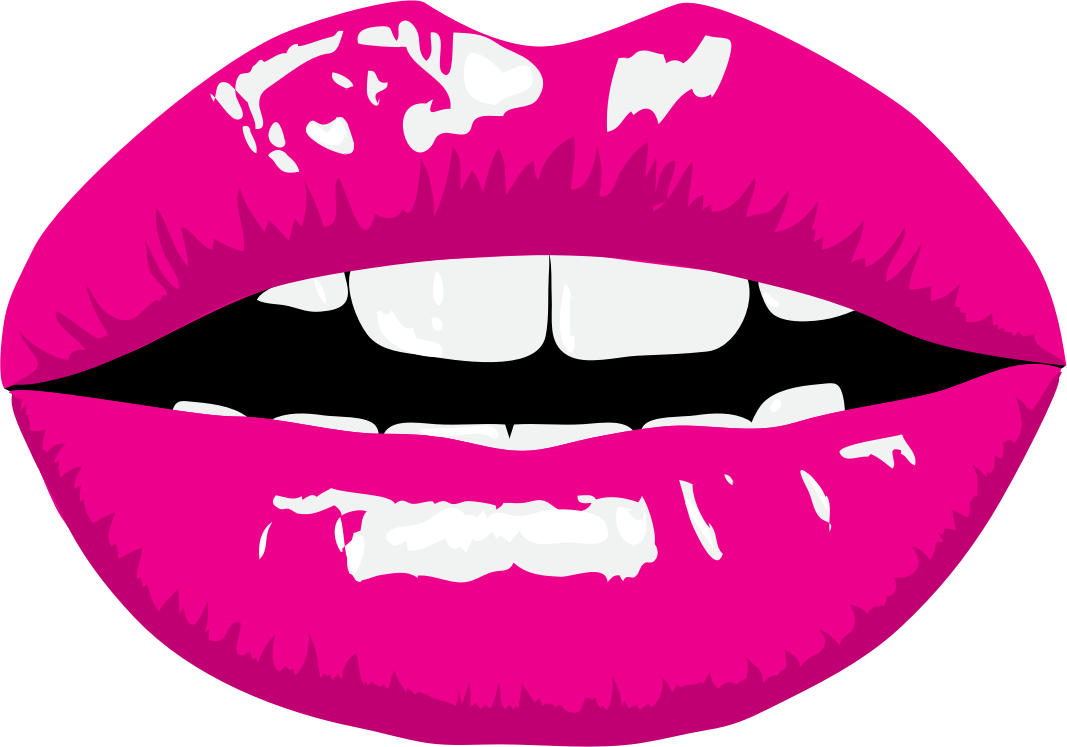 Pink lips png. Icons free and downloads