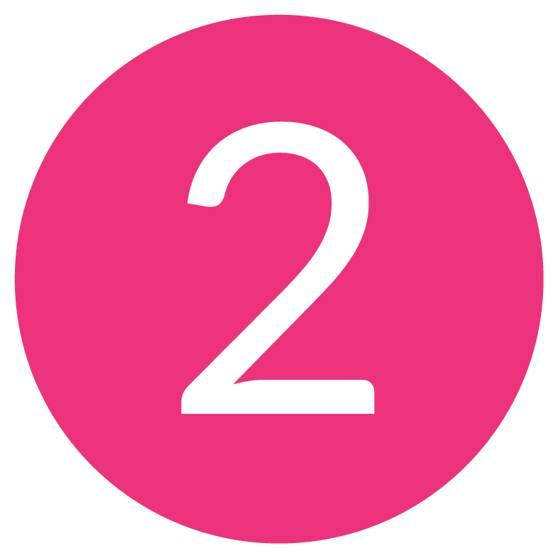 Pink number 2 png. Liberty elementary school image