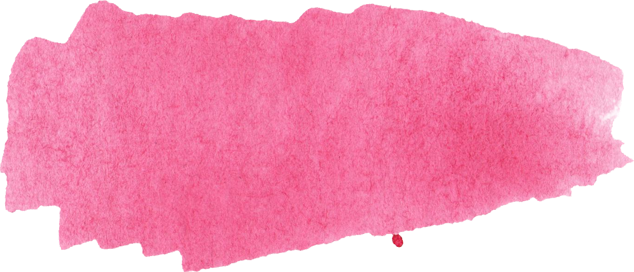 Pink paint png. Watercolor brush stroke