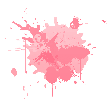 Pink paint splatter png. Google search port pinterest