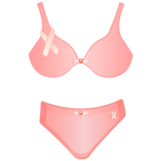 lingerie vector simple