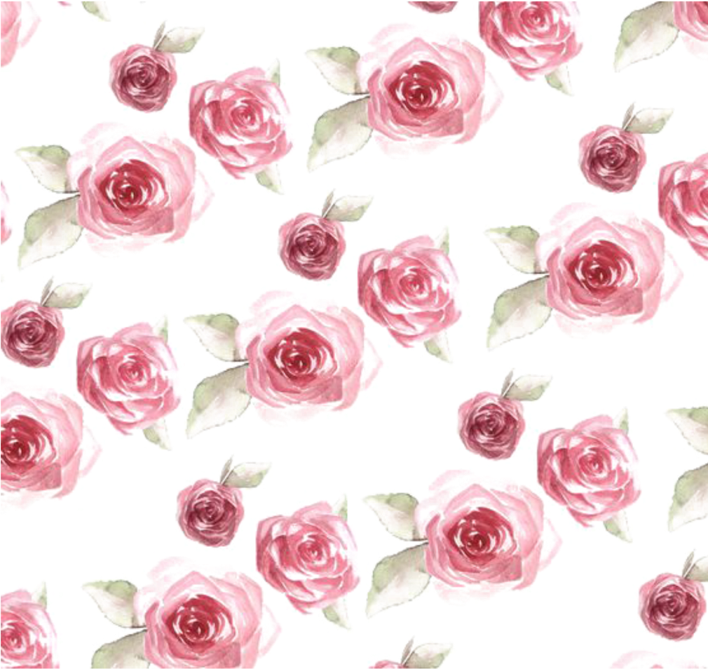 Watercolor roses png. Download ftestickers background overlay