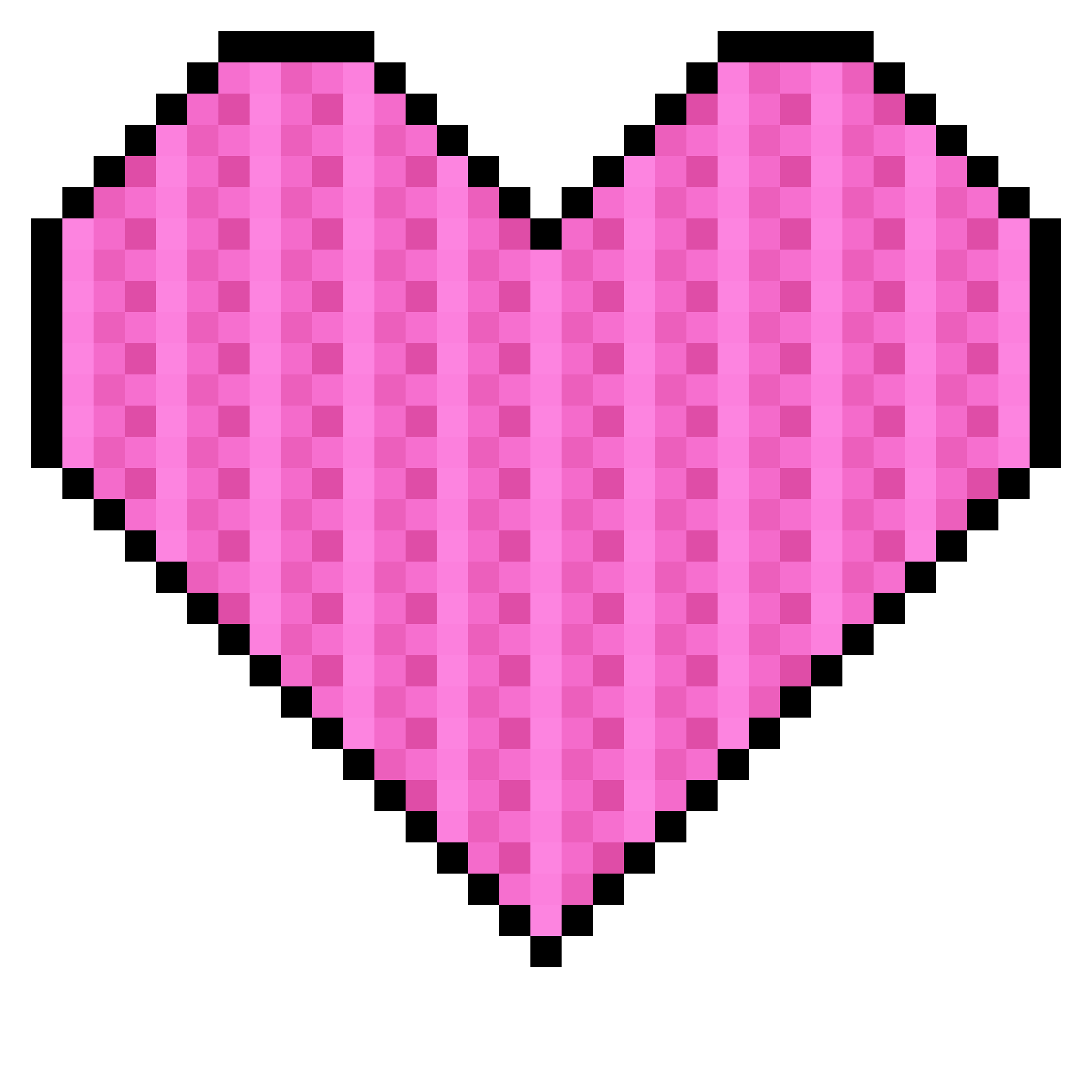 Pink pixel heart png. Index of wp content