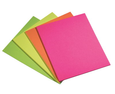 Pink post it note png. Available colours and density