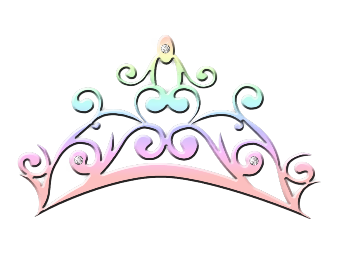 Pink princess crown png. Clip art transprent free