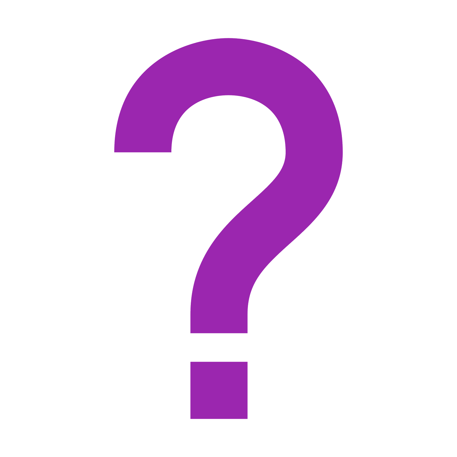 Pink question mark png. Quotation full stop computer