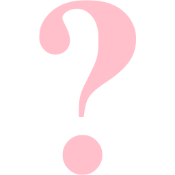 Pink question mark png. Icon free icons
