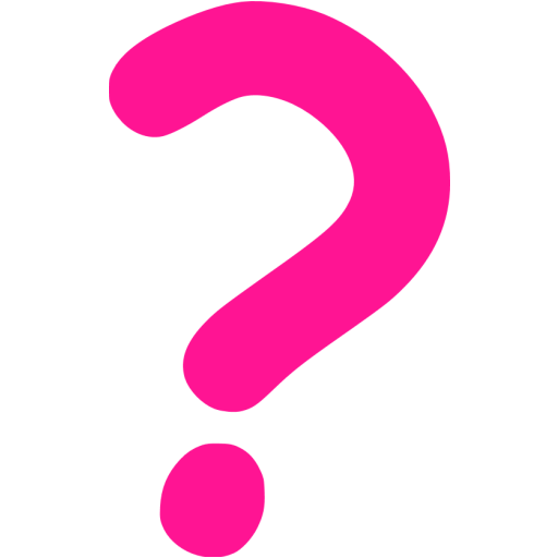 Pink question mark png. Deep icon free icons