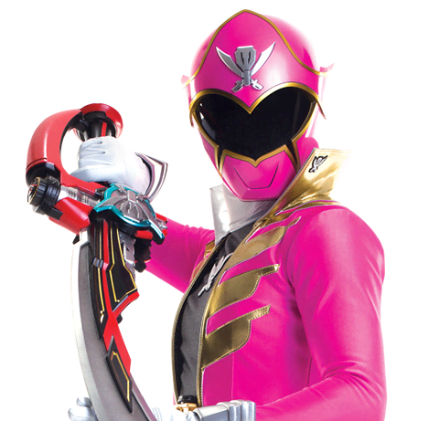 Pink ranger png. The from power rangers