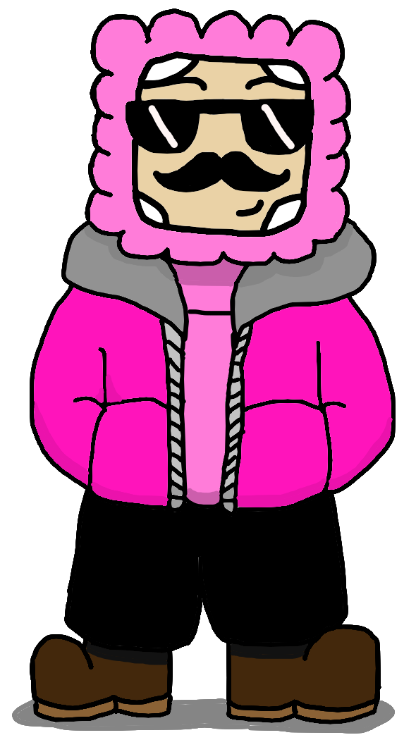 Pink sheep png. Image differentopic pinksheep by