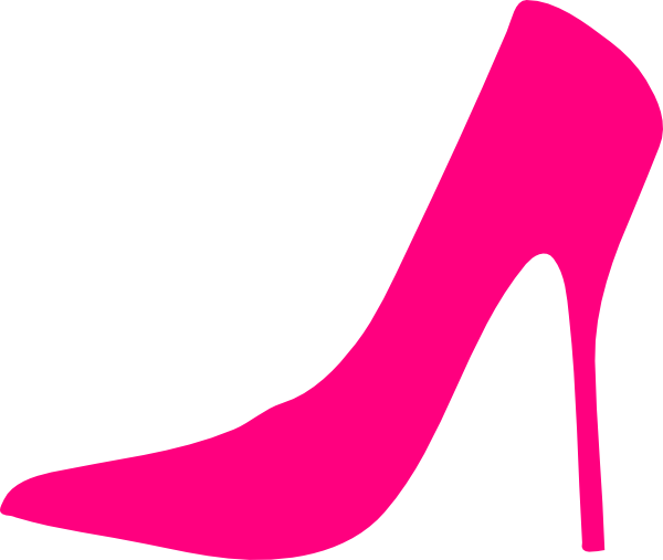 Pink shoe png. Shoes clip art at