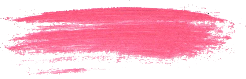 Pink texture png. Paint brush stroke