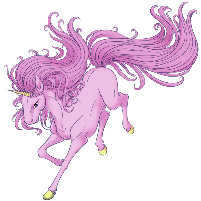 Pink unicorn png. Image celestial vale wiki