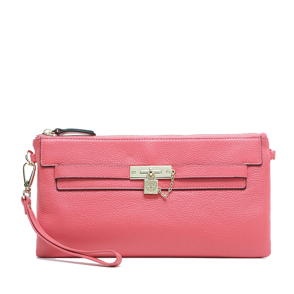 Pink wallet png
