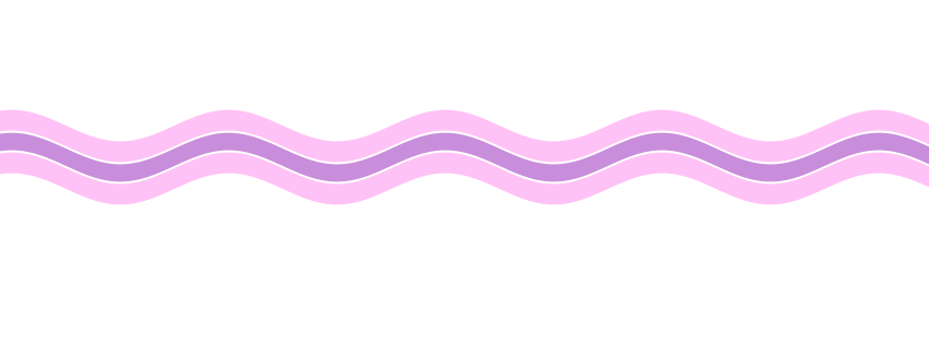 Pink wave png. By maddielovesselly on deviantart