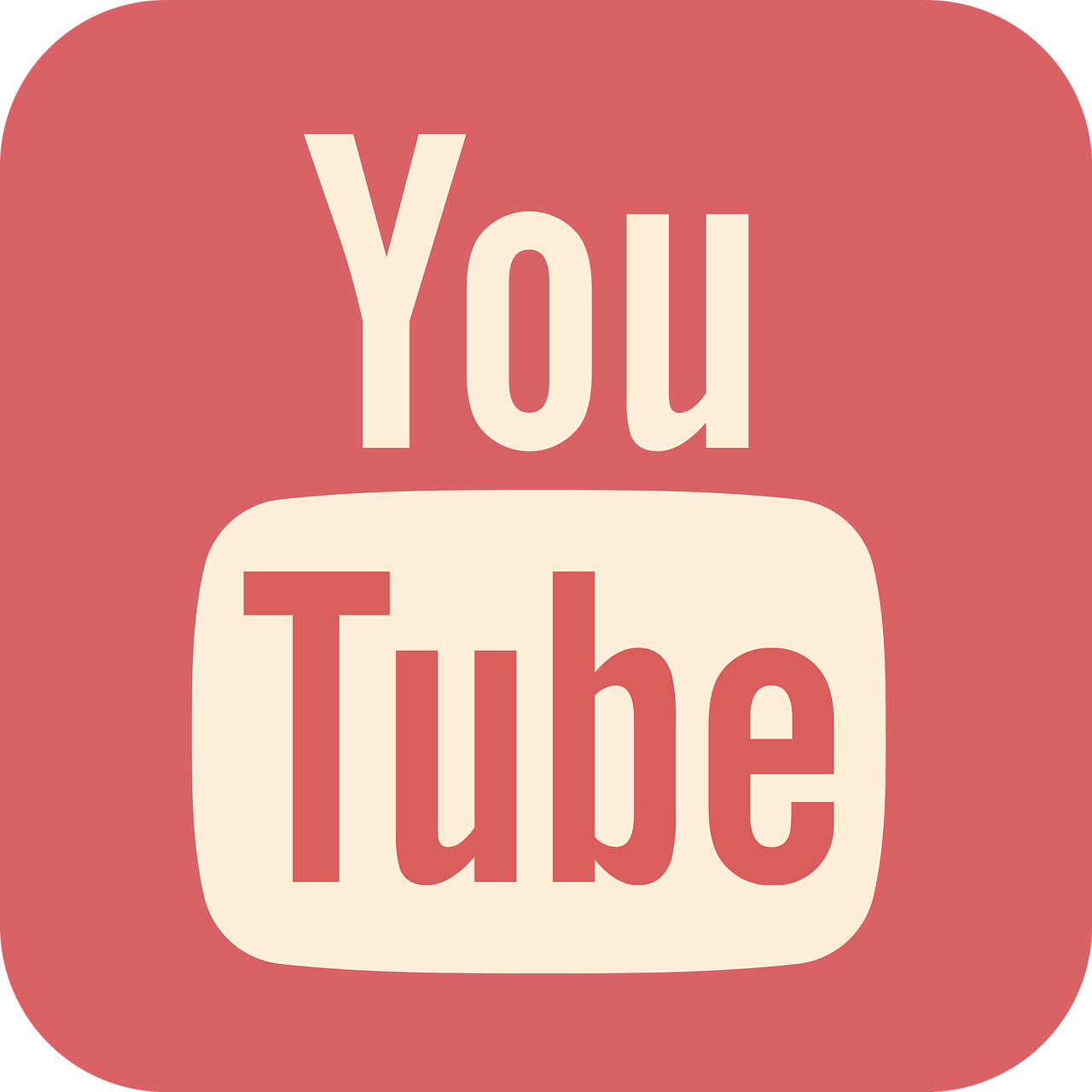 Pink youtube png. Get verified on your