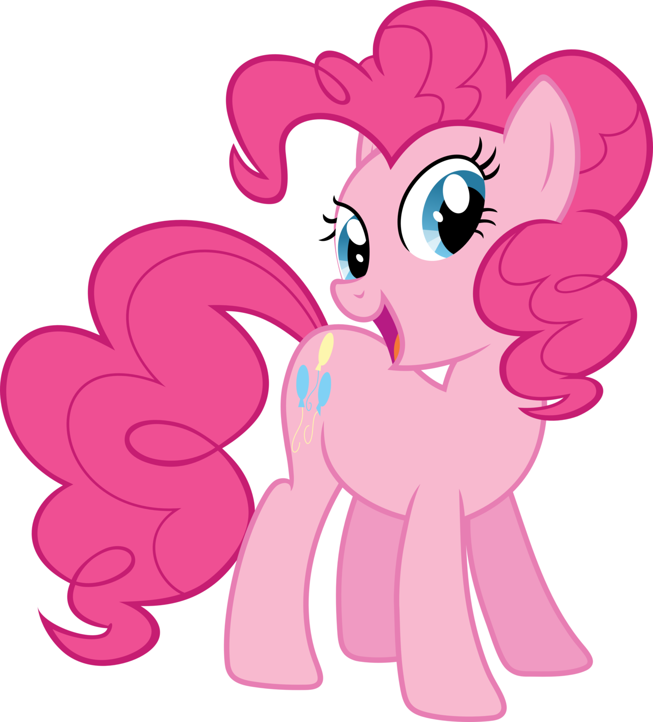 Pinkie pie png. Playstation all stars fanfiction