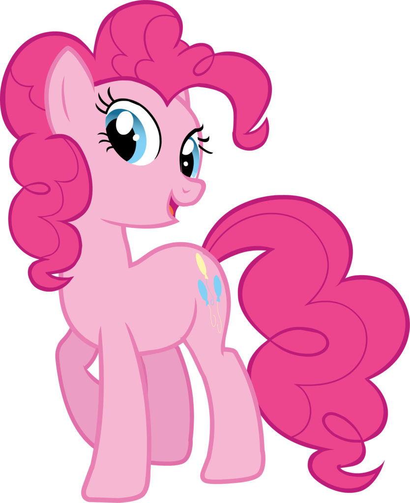 Pinkie pie no png. Castle creator official