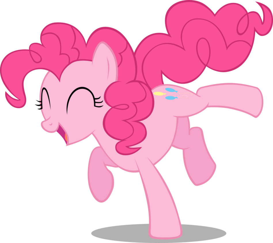 Pinkie pie okay png. Party time by takua