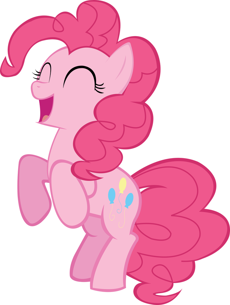 Pinkie pie okay png. By peachspices on deviantart