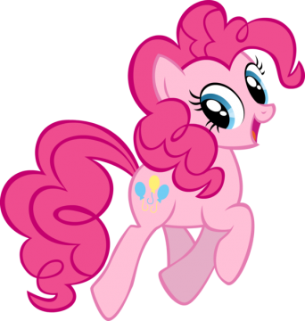 Png pinkie pie. Clipart