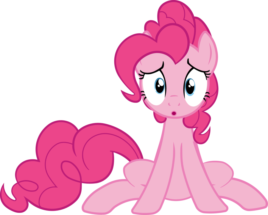 Pinkie pie sad png. Disappointed my little pony