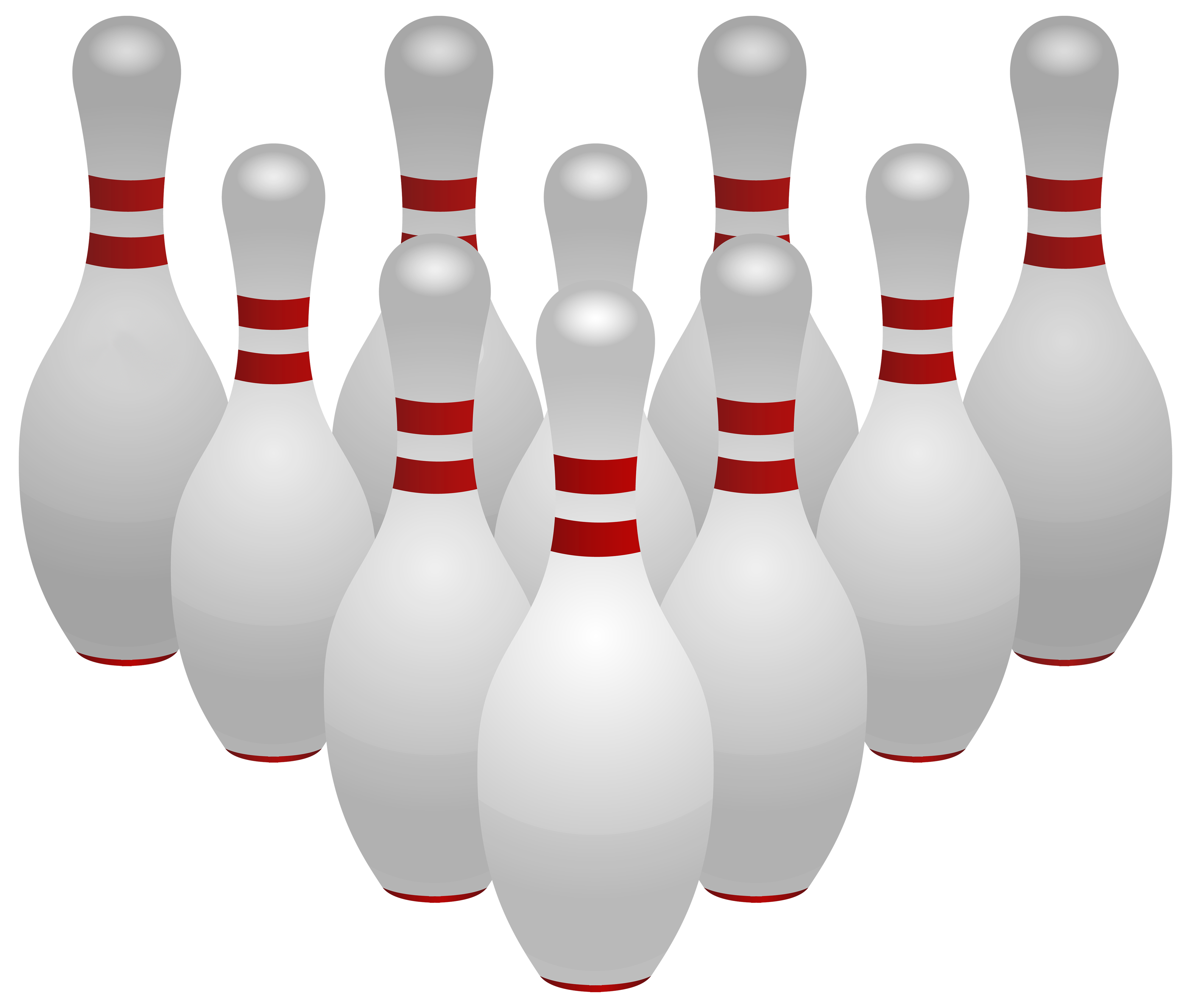 Pins clipart. Bowling png best web