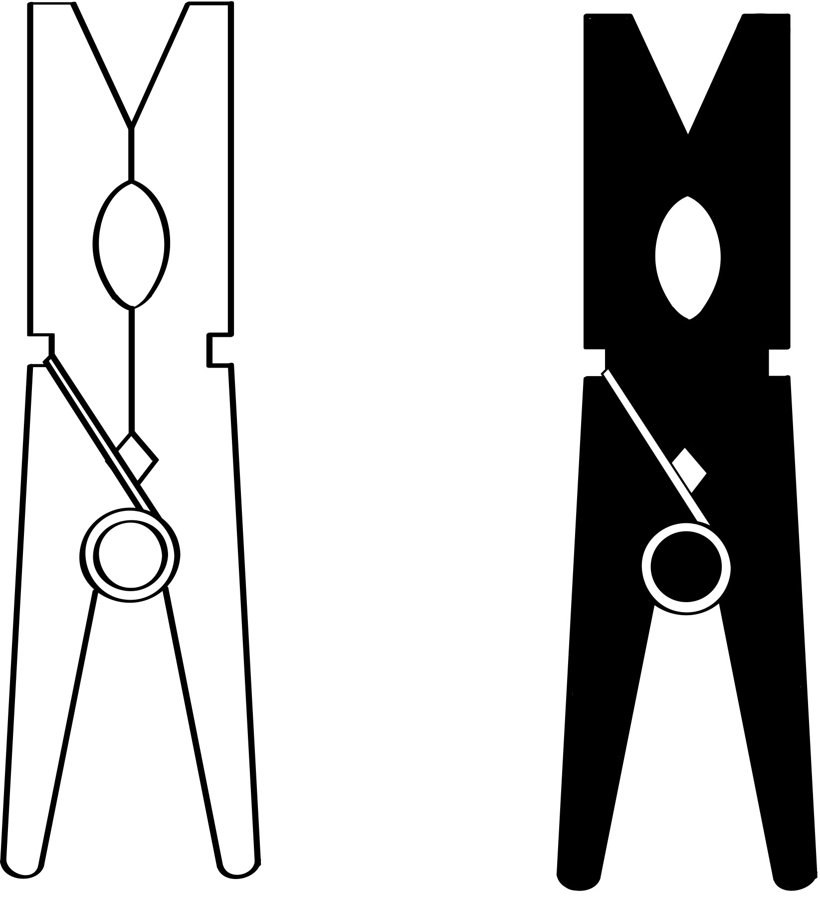 Pins clipart clothespin. Best of collection digital
