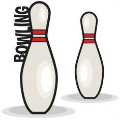 Bowling pin file would. Pins clipart svg graphic freeuse library