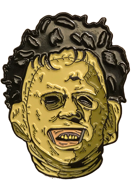 Pins drawing face. The texas chainsaw massacre