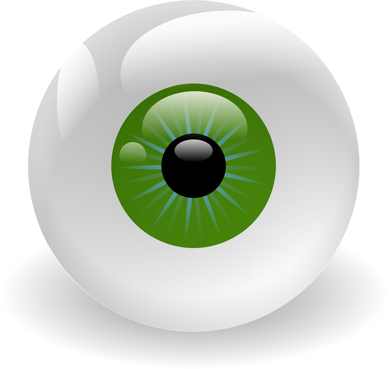 Pinterest transparent eye. Eyeball vision retina green