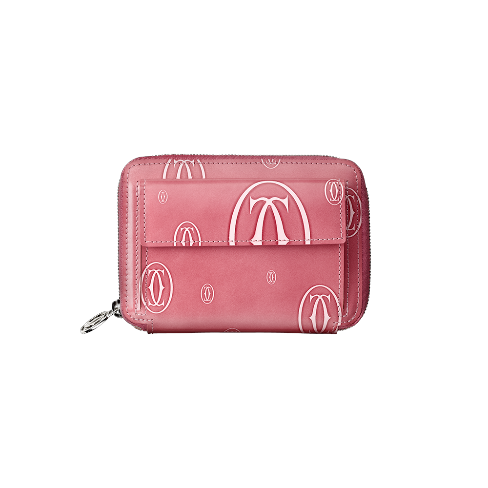 Pinterest transparent happy. Birthday zipped compact wallet