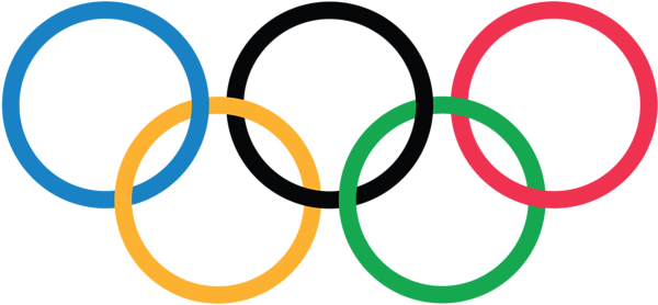 Pinterest transparent official. Olympic games rings png